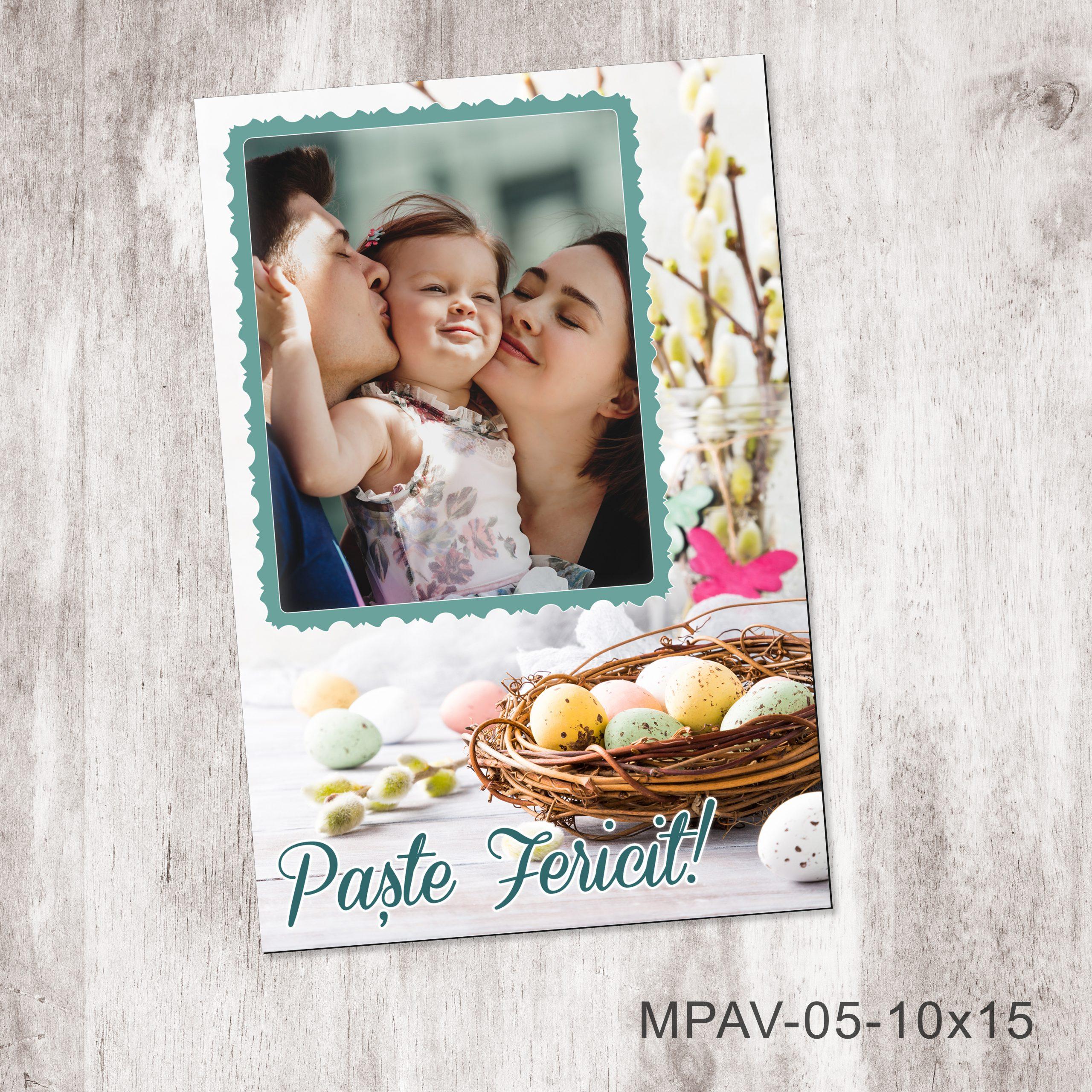 Magnet personalizat Paste MPAV-05-10X15
