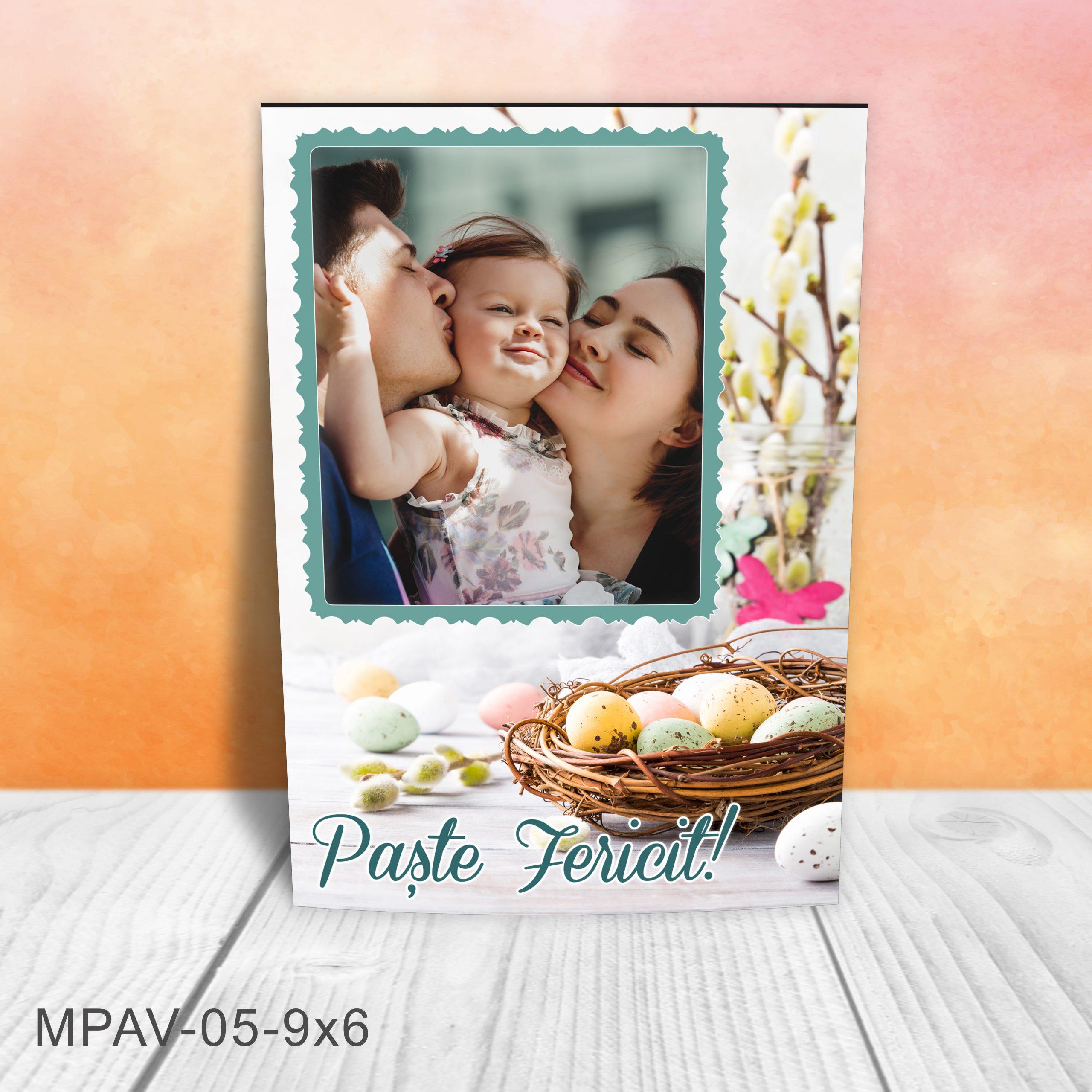 Magnet personalizat Paste MPAV-05-9X6